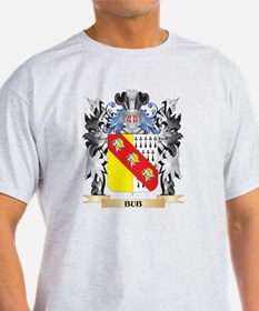Bub Coat of Arms - Family Crest T-Shirt