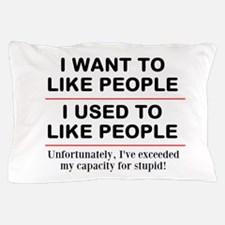 People Pillow Case