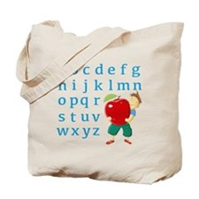 Now I know my abc Tote Bag