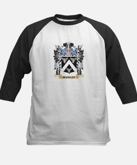Buckley Coat of Arms - Family Cres Baseball Jersey