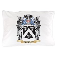 Buckley Coat of Arms - Family Crest Pillow Case