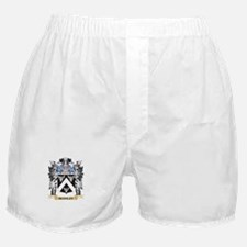 Buckley Coat of Arms - Family Crest Boxer Shorts
