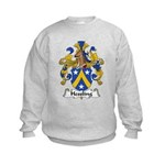Hessling Family Crest Kids Sweatshirt