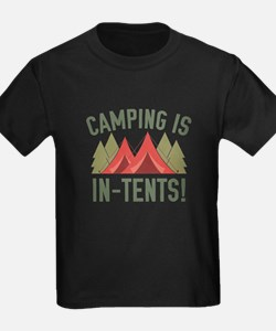 Camping Is In-Tents! T