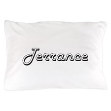 Terrance Classic Style Name Pillow Case