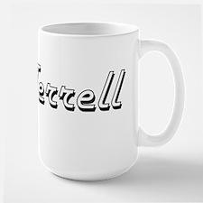 Terrell Classic Style Name Mugs