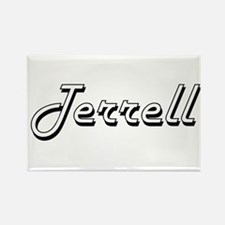 Terrell Classic Style Name Magnets