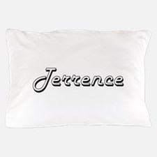 Terrence Classic Style Name Pillow Case