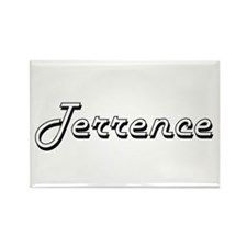 Terrence Classic Style Name Magnets