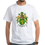 Hausen Family Crest White T-Shirt
