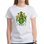 Hausen Family Crest Women's T-Shirt
