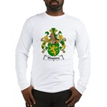 Hausen Family Crest  Long Sleeve T-Shirt