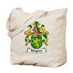 Hausen Family Crest  Tote Bag