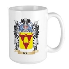Bull Coat of Arms - Family Crest Mugs