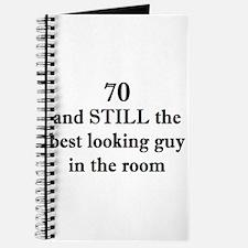 70 still best looking 2 Journal