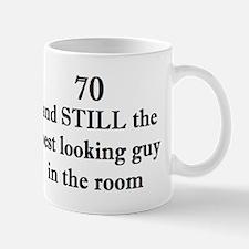 70 still best looking 2 Mugs