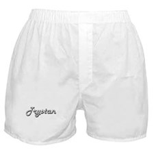 Trystan Classic Style Name Boxer Shorts