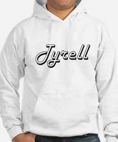Tyrell Classic Style Name Hoodie