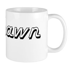 Tyshawn Classic Style Name Small Mug