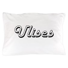 Ulises Classic Style Name Pillow Case
