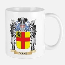 Burke Coat of Arms - Family Crest Mugs