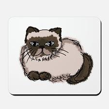 Himalayn Cat Lover Mousepad