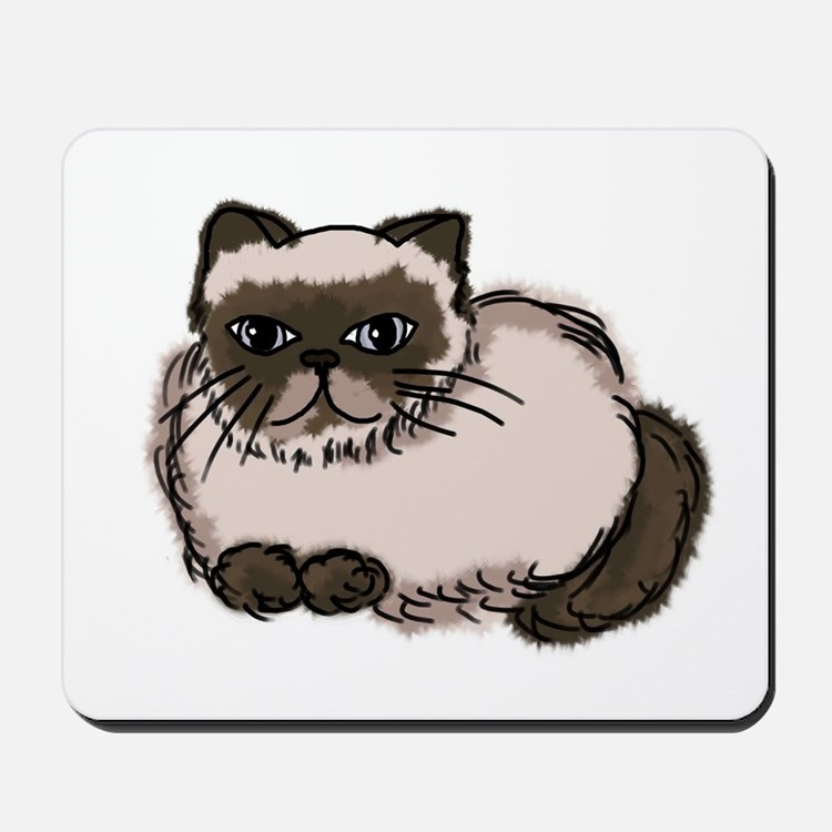 Himalayn Cat Lover Mousepad