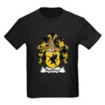 Haffner Family Crest  Kids Dark T-Shirt
