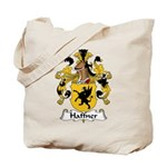 Haffner Family Crest  Tote Bag