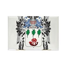 Burnett Coat of Arms - Family Crest Magnets