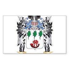 Burnett Coat of Arms - Family Crest Decal