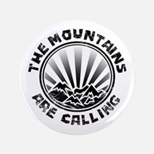 The Mountains are Calling. Button