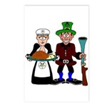 The Mason and the OES Matron Postcards (Package o