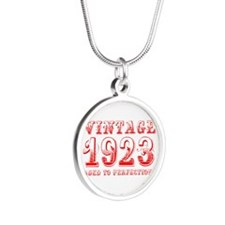 VINTAGE 1923 aged to perfection-red 400 Necklaces