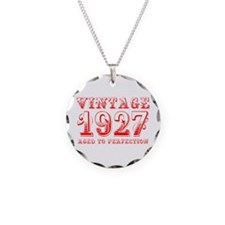 VINTAGE 1927 aged to perfection-red 400 Necklace