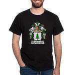 Grunewaldt Family Crest Dark T-Shirt