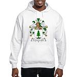 Grunewaldt Family Crest Hooded Sweatshirt