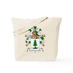 Grunewaldt Family Crest Tote Bag