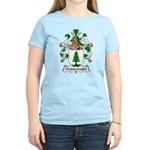 Grunewaldt Family Crest Women's Light T-Shirt