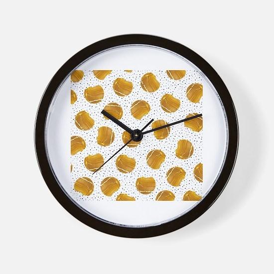 Unique Art deco sun Wall Clock
