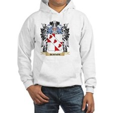 Burson Coat of Arms - Family Cre Hoodie