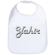 Yahir Classic Style Name Bib