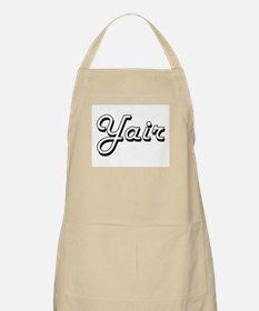 Yair Classic Style Name Apron