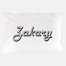 Zakary Classic Style Name Pillow Case