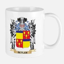 Butler Coat of Arms - Family Crest Mugs