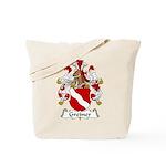 Greiner Family Crest Tote Bag
