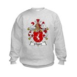 Glaser Family Crest Kids Sweatshirt