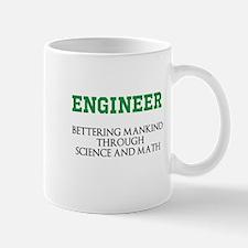 Bettering Mankind Mugs