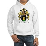Geiger Family Crest Hooded Sweatshirt