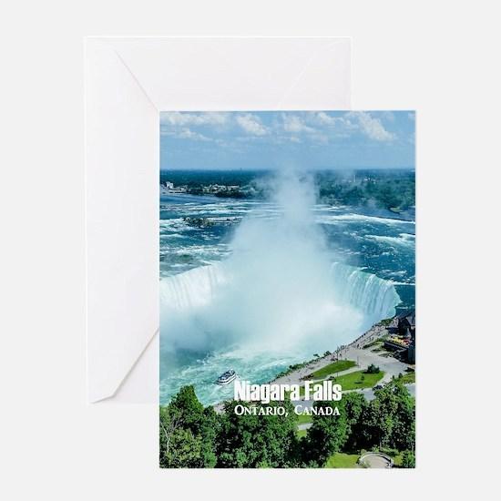 Niagara Falls Greeting Card